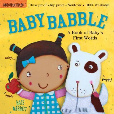 Baby Babble By Merritt, Kate (ILT)